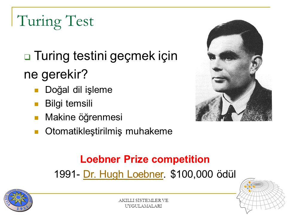 Loebner Prize competition