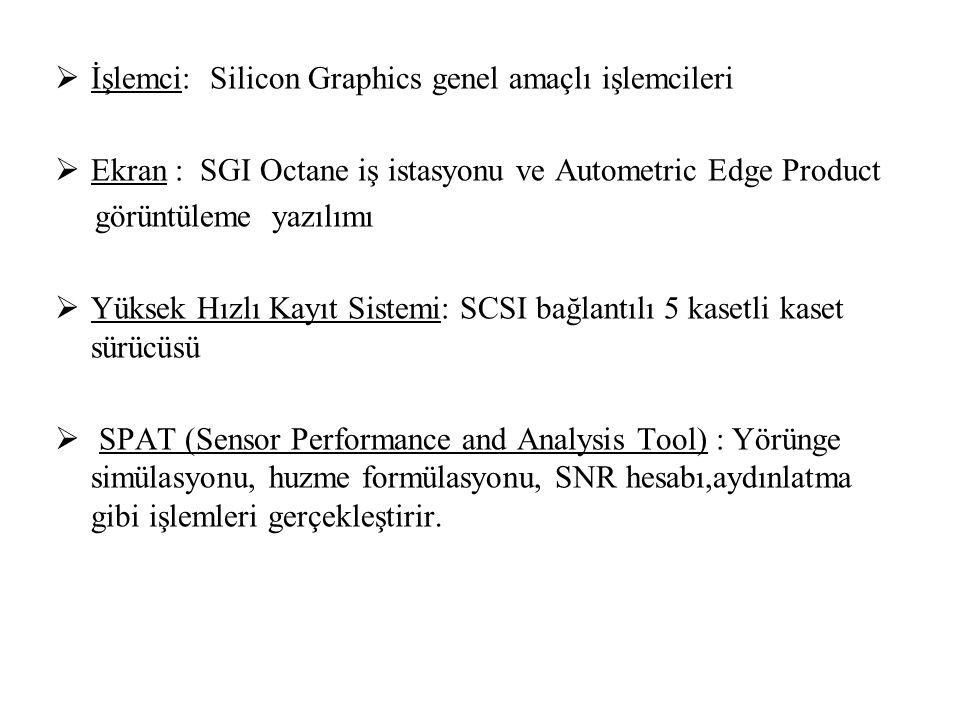 İşlemci: Silicon Graphics genel amaçlı işlemcileri