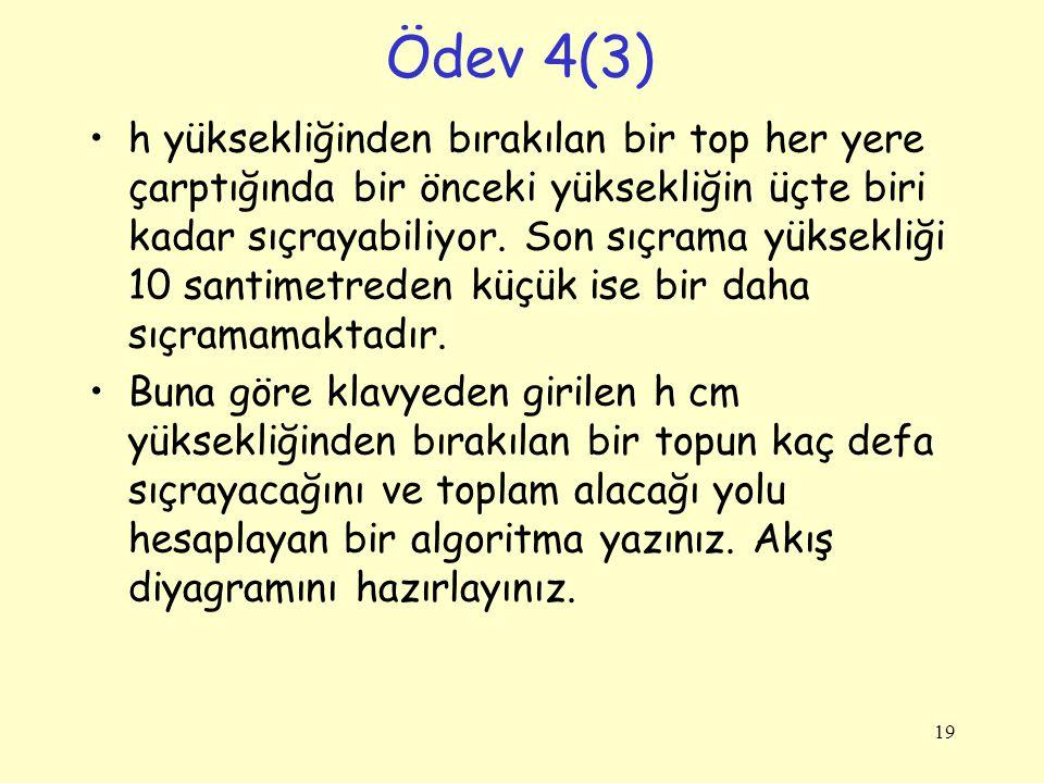 Ödev 4(3)