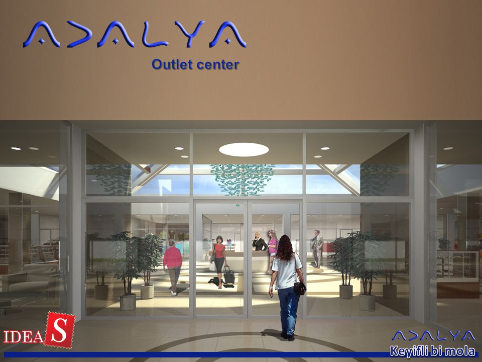 Outlet center Keyifli bi mola