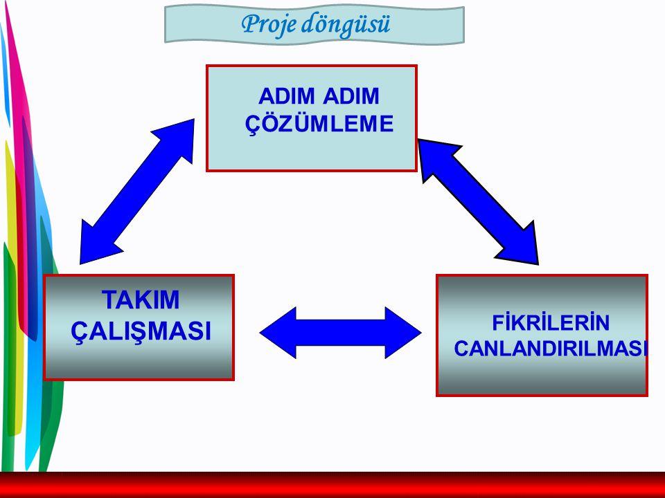 FİKRİLERİN CANLANDIRILMASI