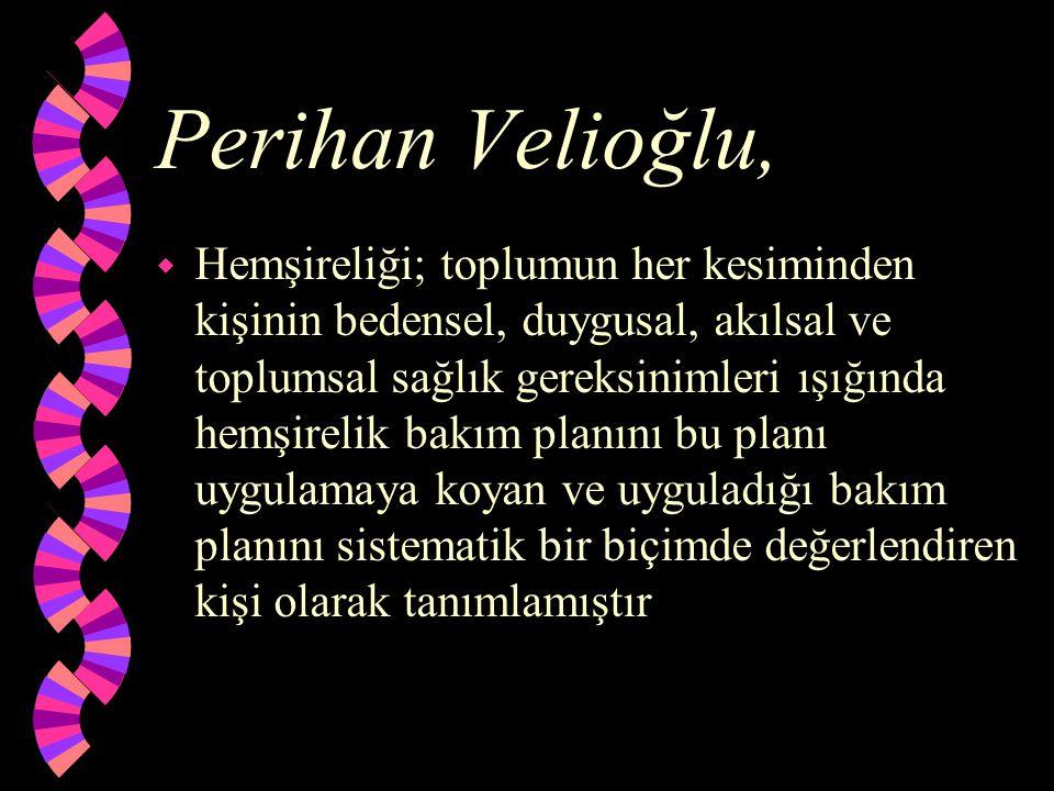 Perihan Velioğlu,