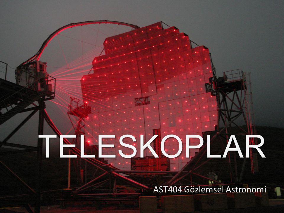 AST404 Gözlemsel Astronomi