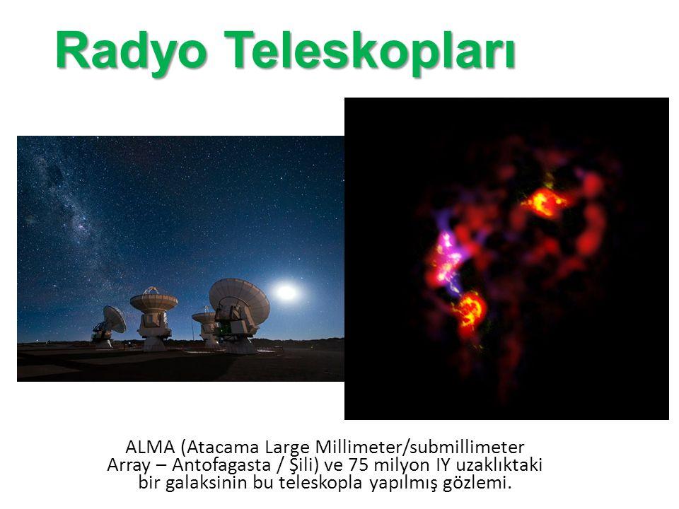 Radyo Teleskopları