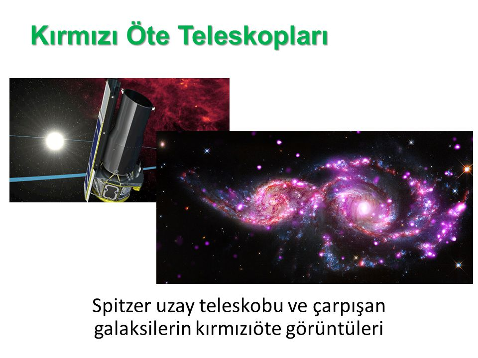 Kırmızı Öte Teleskopları