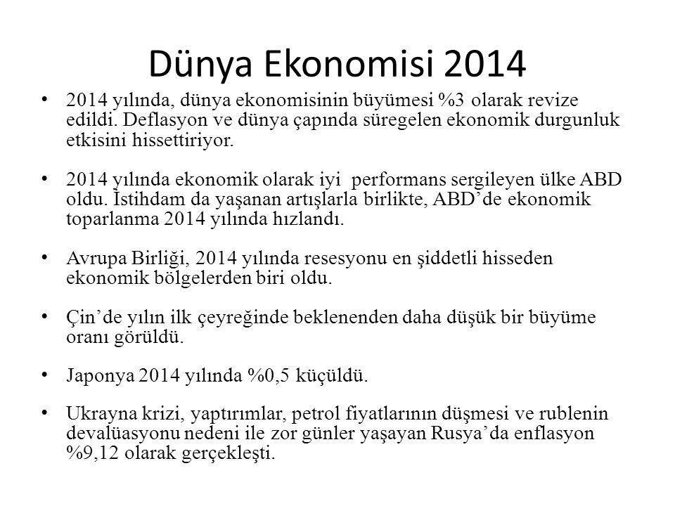 Dünya Ekonomisi 2014