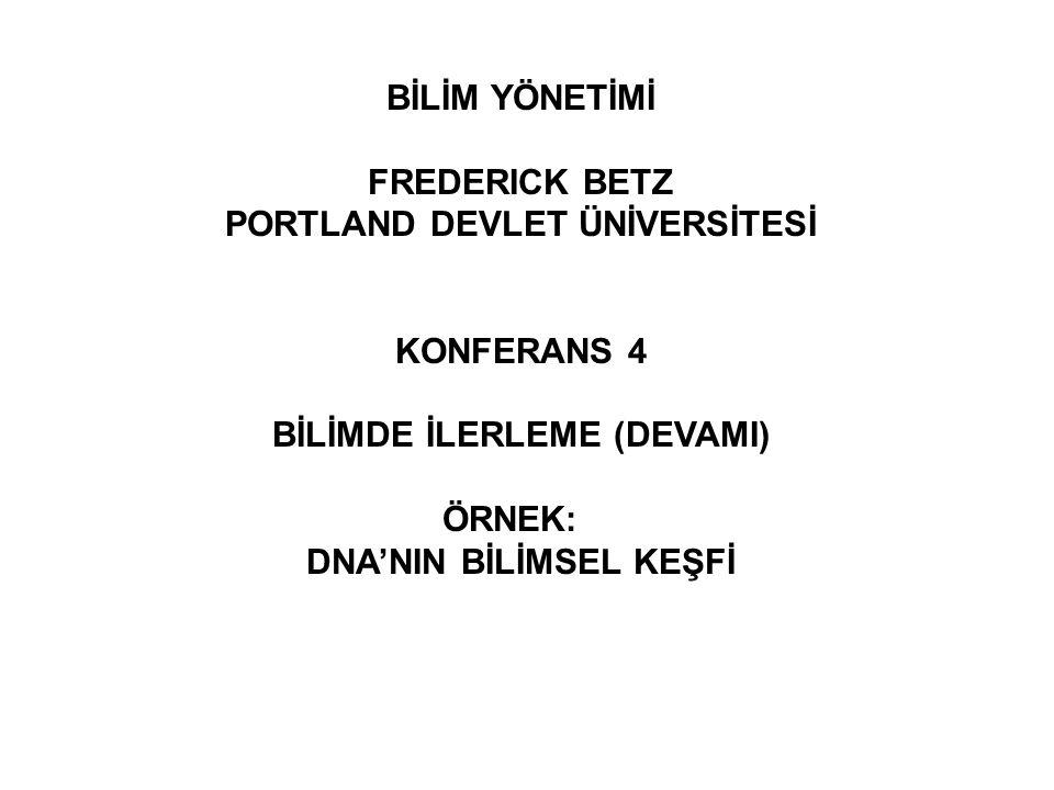 PORTLAND DEVLET ÜNİVERSİTESİ