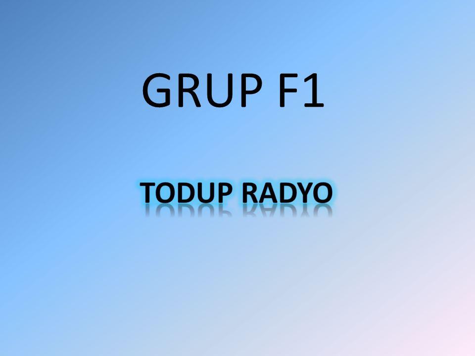 GRUP F1 TODUP RADYO