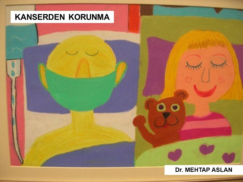 KANSERDEN KORUNMA Dr. MEHTAP ASLAN