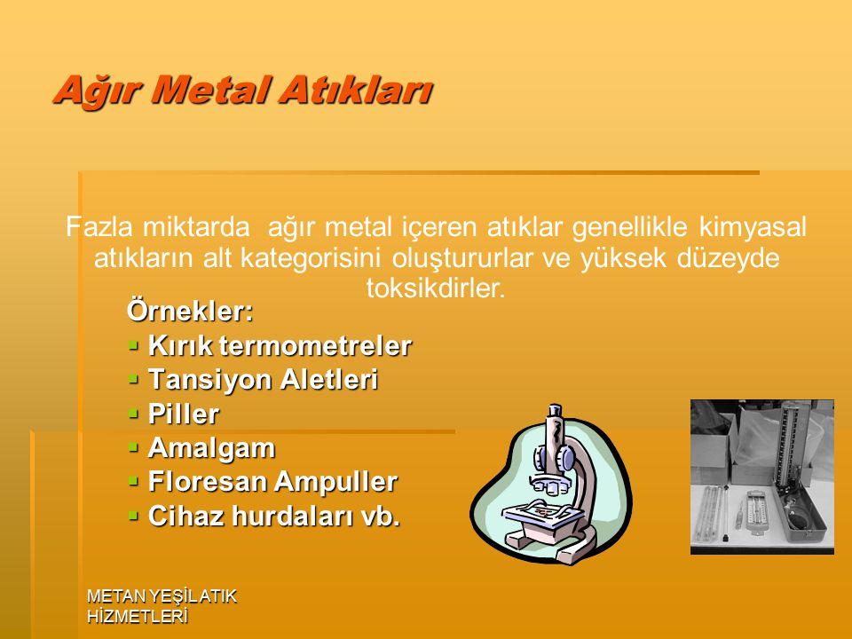 Ağır Metal Atıkları
