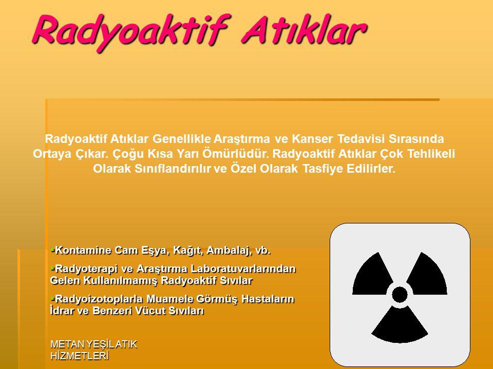 Radyoaktif Atıklar