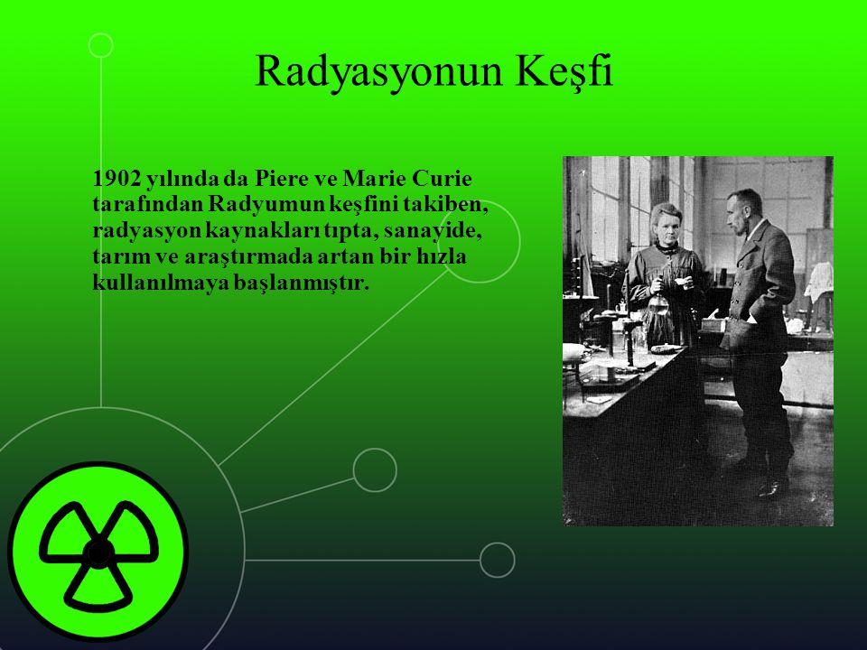 Radyasyonun Keşfi