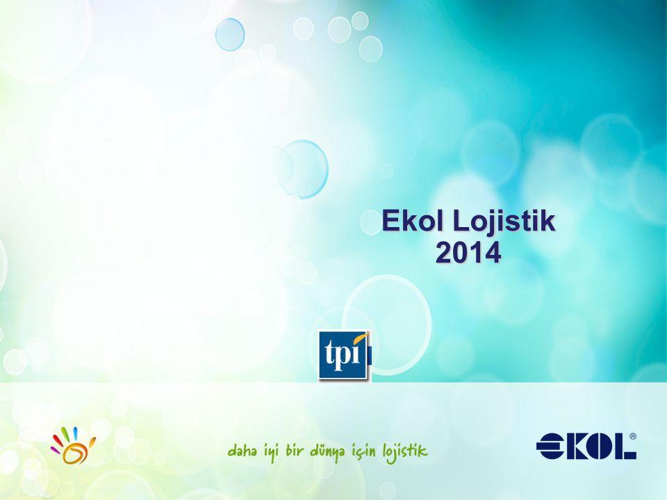 Ekol Lojistik 2014