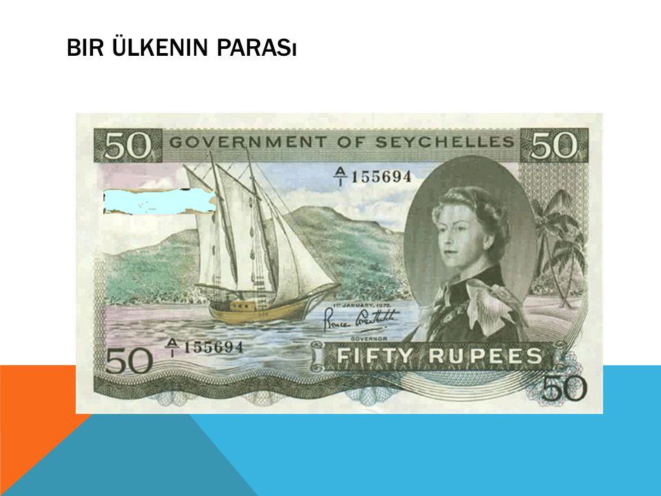 Bir Ülkenin Parası