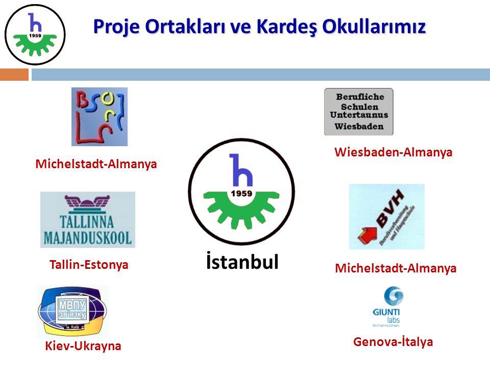 Proje Ortakları ve Kardeş Okullarımız