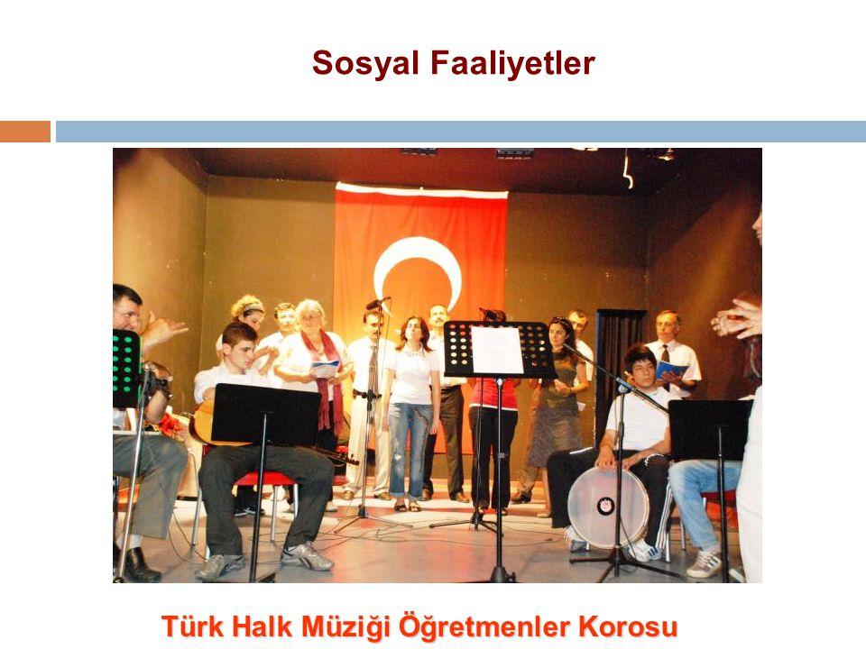 Türk Halk Müziği Öğretmenler Korosu