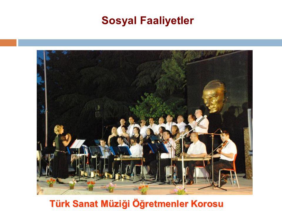 Türk Sanat Müziği Öğretmenler Korosu