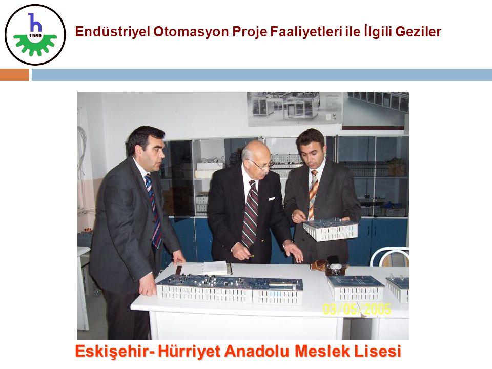 Eskişehir- Hürriyet Anadolu Meslek Lisesi