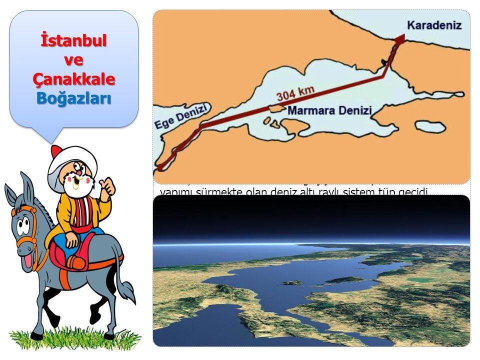 İstanbul ve Çanakkale Boğazları