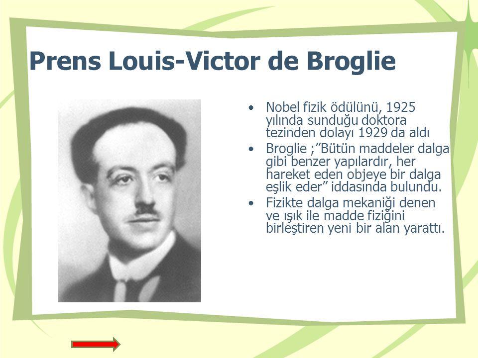 Prens Louis-Victor de Broglie