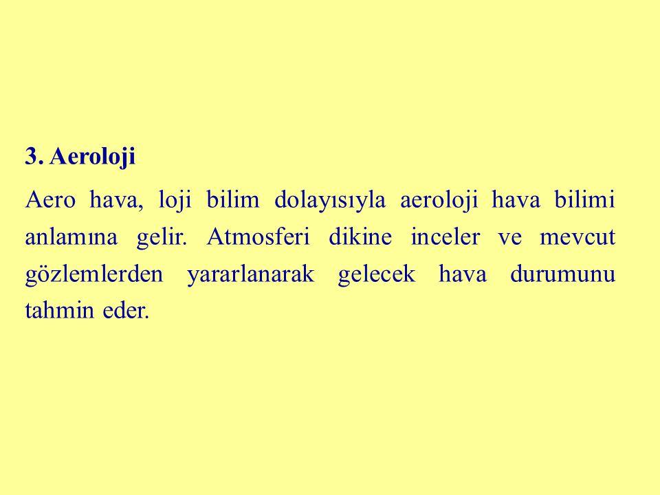 3. Aeroloji