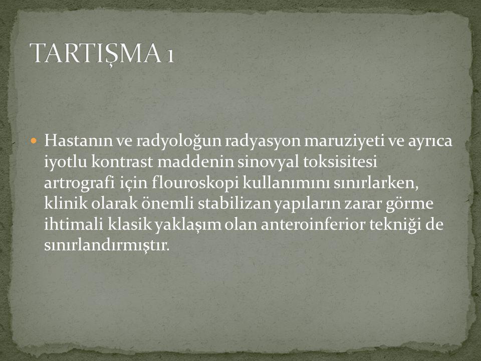 TARTIŞMA 1