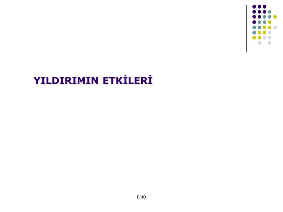 YILDIRIMIN ETKİLERİ EMO
