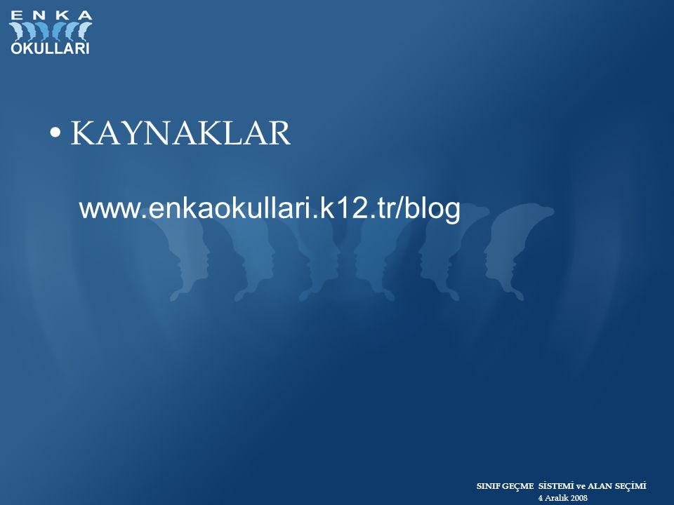 KAYNAKLAR www.enkaokullari.k12.tr/blog