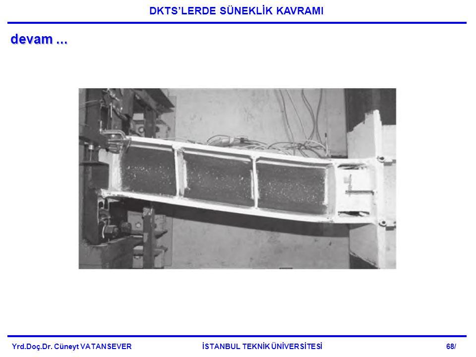 DKTS'LERDE SÜNEKLİK KAVRAMI