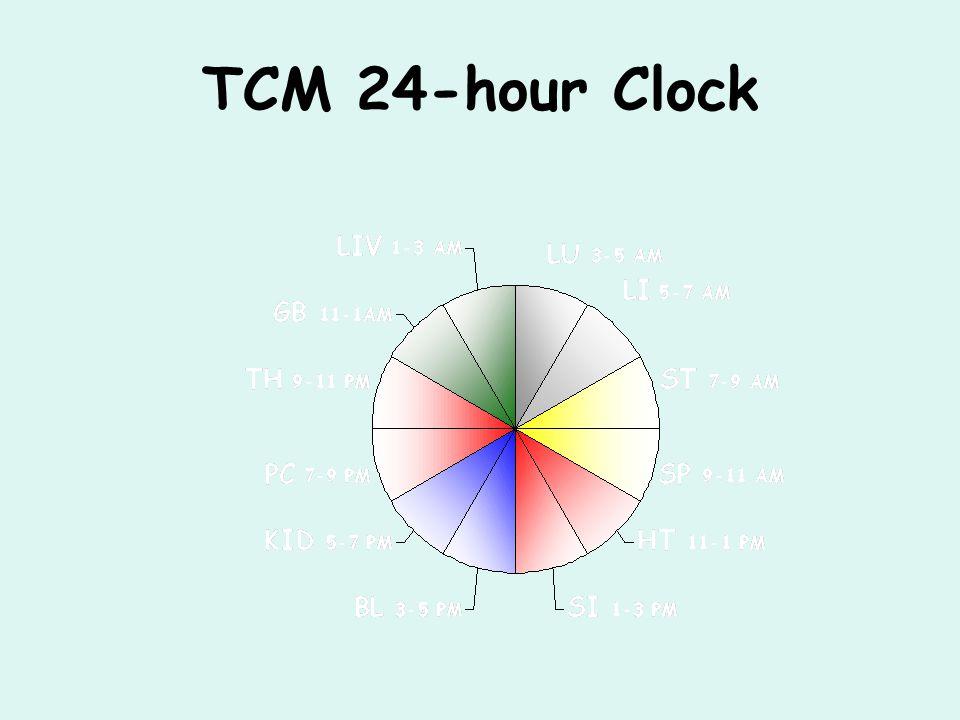 TCM 24-hour Clock