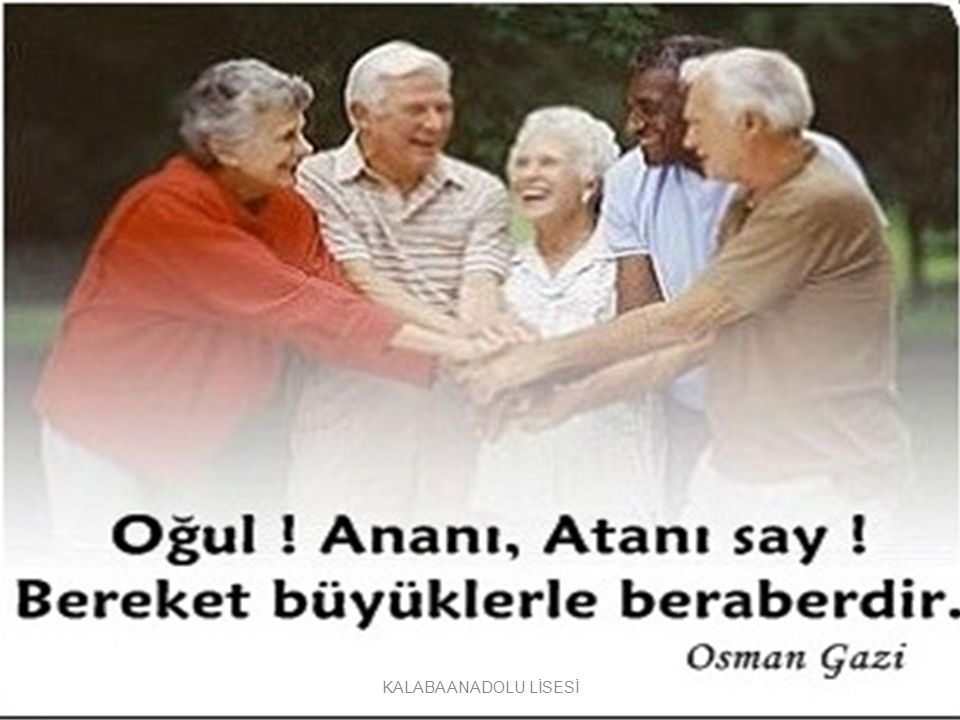 KALABA ANADOLU LİSESİ