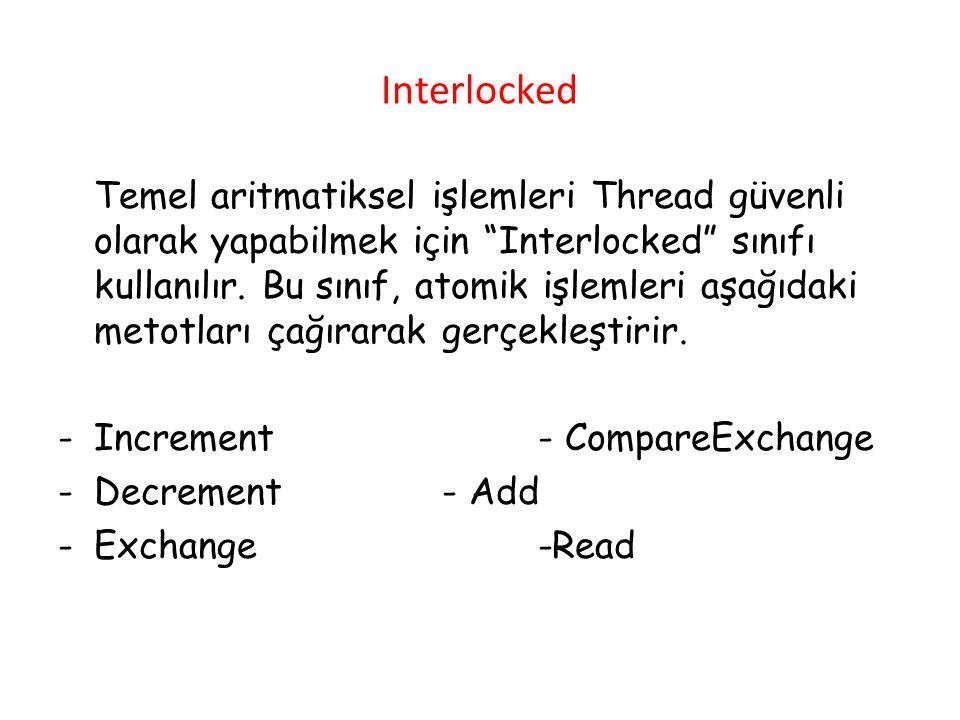 Interlocked