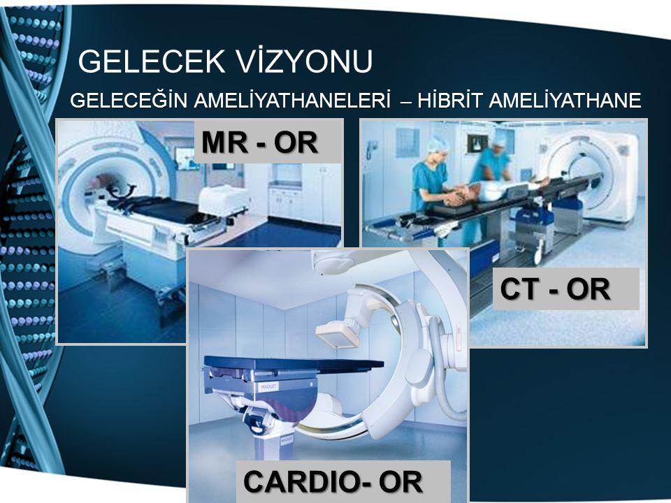 GELECEK VİZYONU MR - OR CT - OR CARDIO- OR