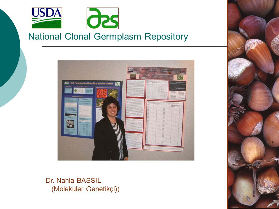 National Clonal Germplasm Repository