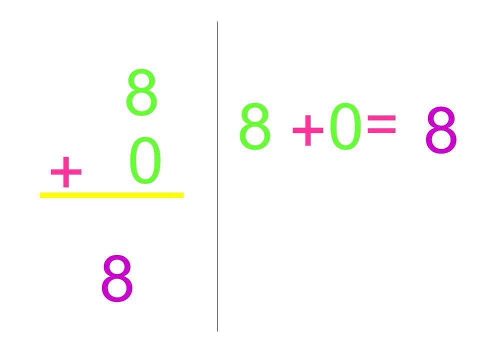 8 8 8 = + + 8
