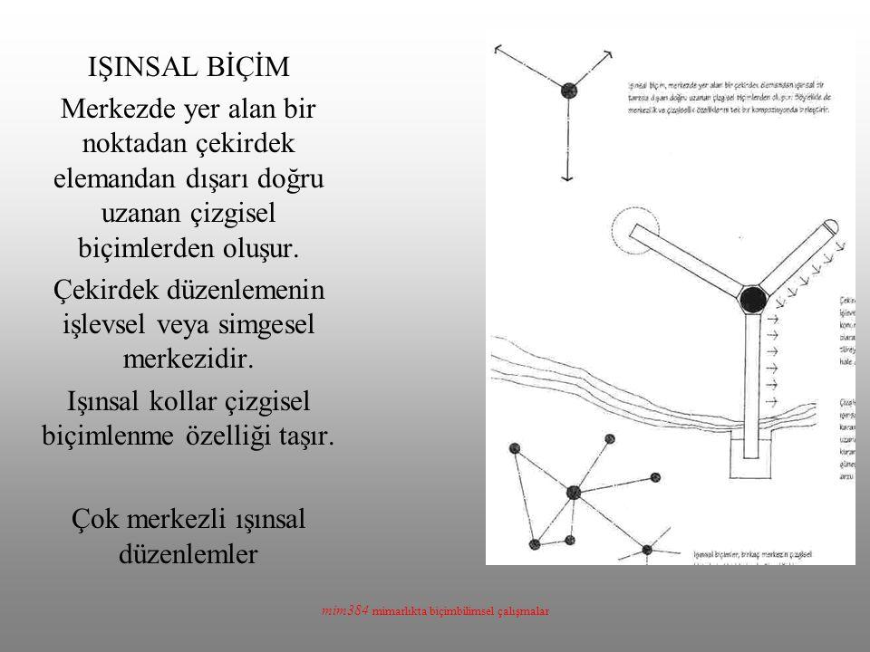 Çekirdek düzenlemenin işlevsel veya simgesel merkezidir.