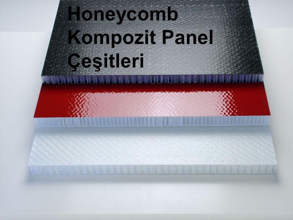 Honeycomb Kompozit Panel Çeşitleri