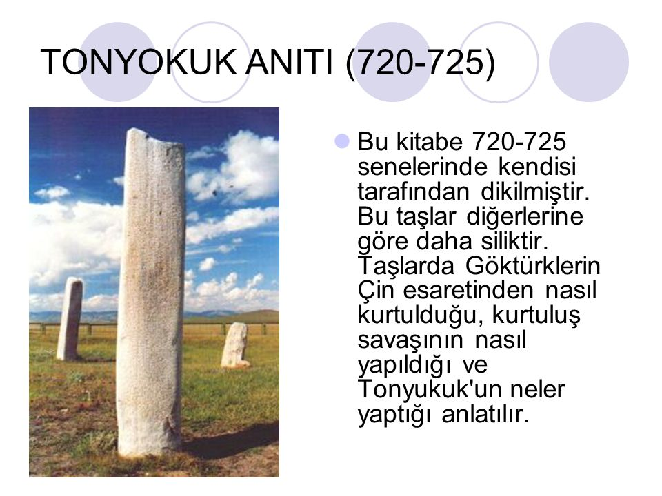 TONYOKUK ANITI (720-725)