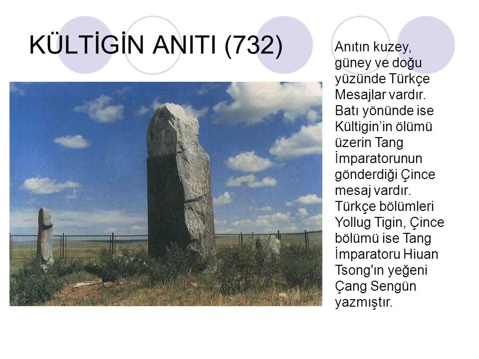 KÜLTİGİN ANITI (732)