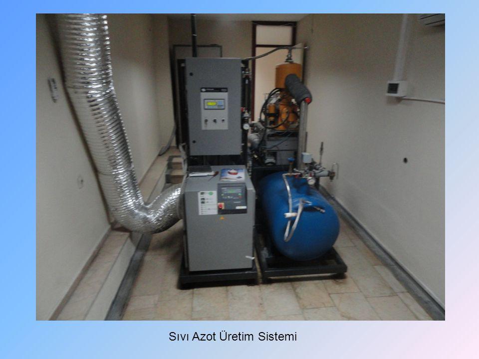 Sıvı Azot Üretim Sistemi