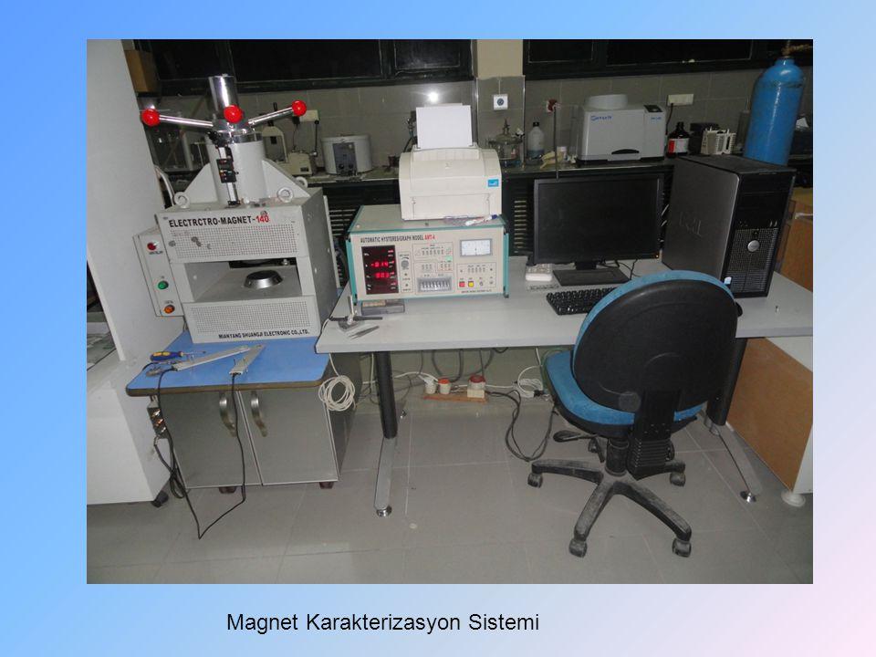 Magnet Karakterizasyon Sistemi
