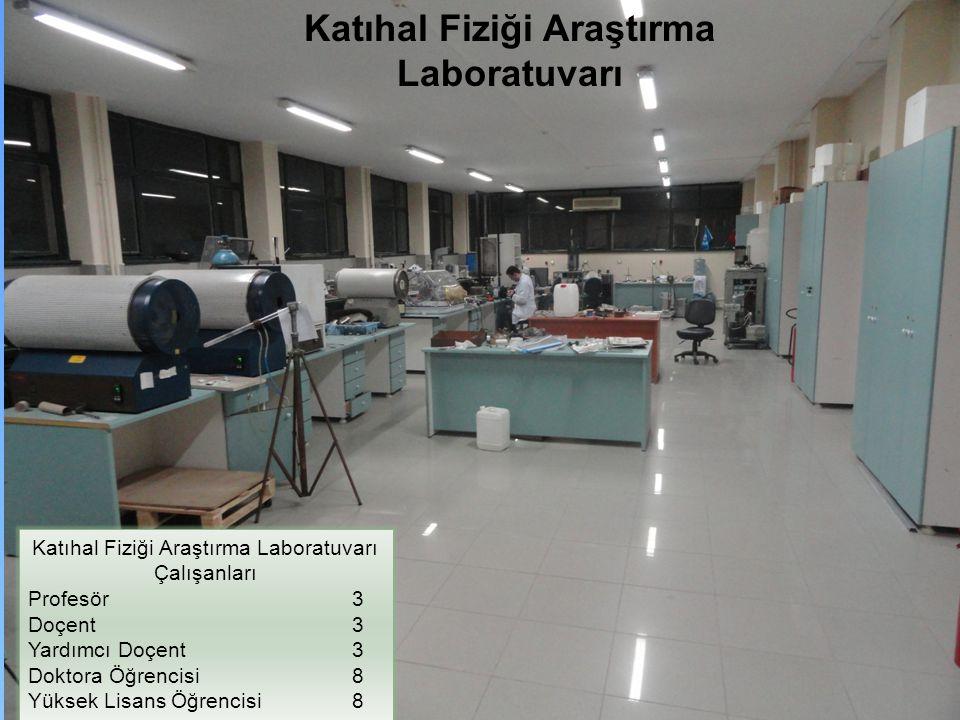 Katıhal Fiziği Araştırma Laboratuvarı