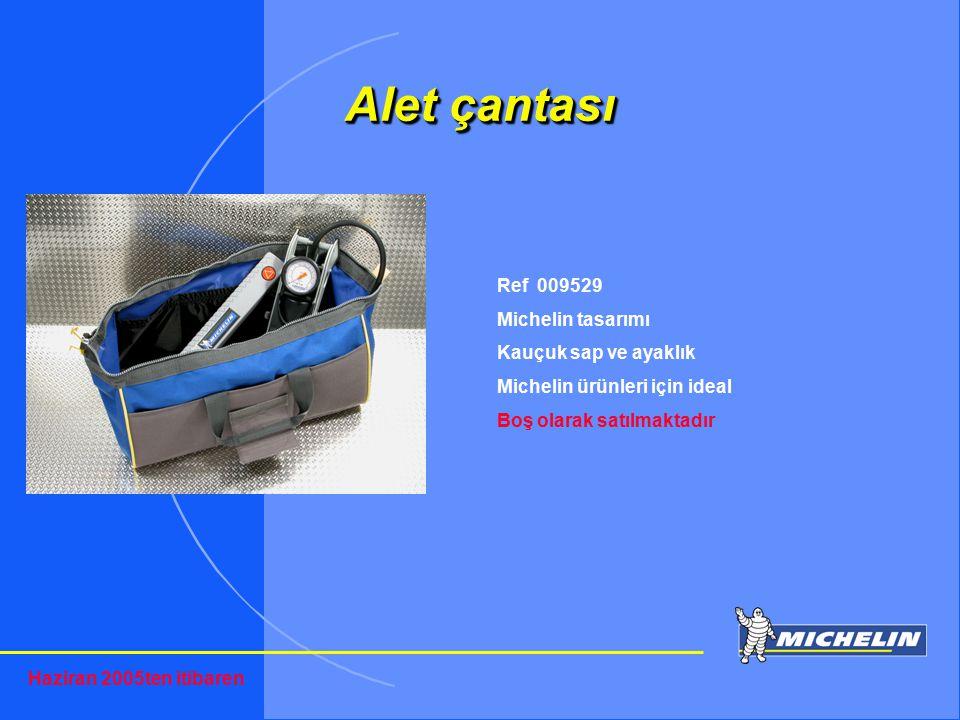 Alet çantası Ref 009529 Michelin tasarımı Kauçuk sap ve ayaklık