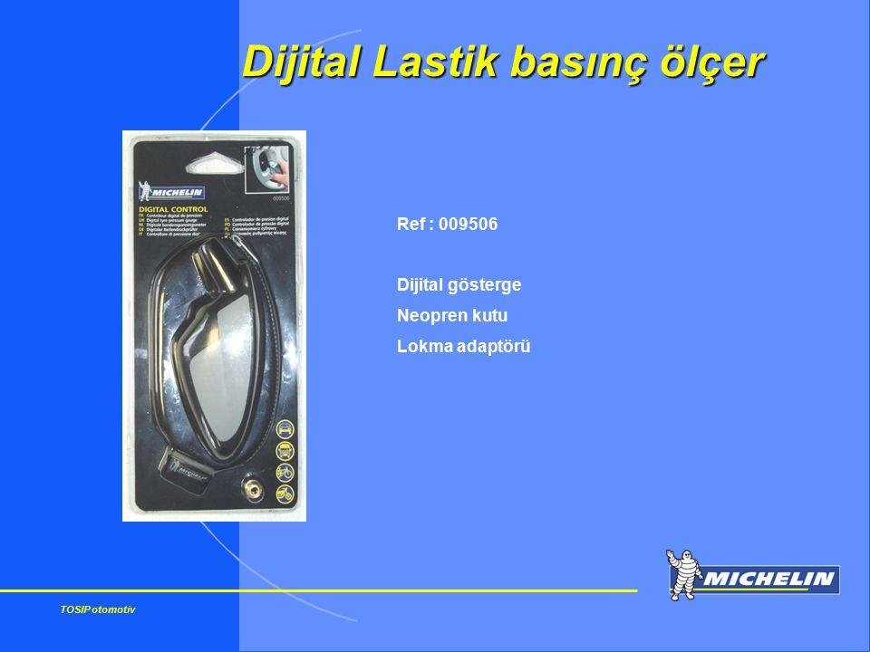 Dijital Lastik basınç ölçer
