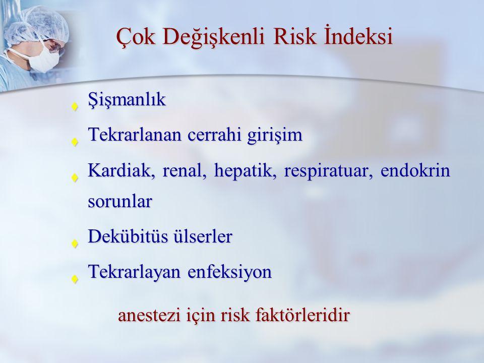Çok Değişkenli Risk İndeksi