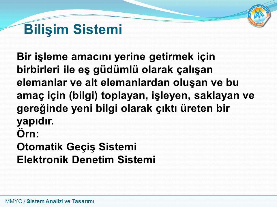 Bilişim Sistemi