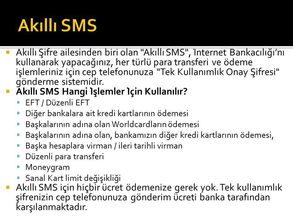 Akıllı SMS