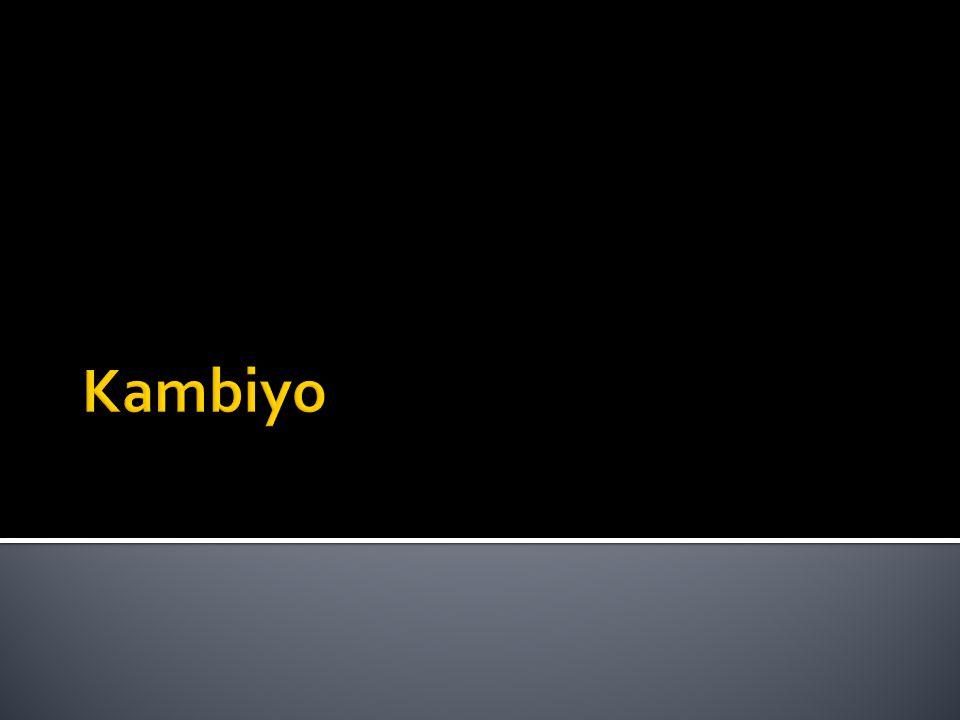 Kambiyo