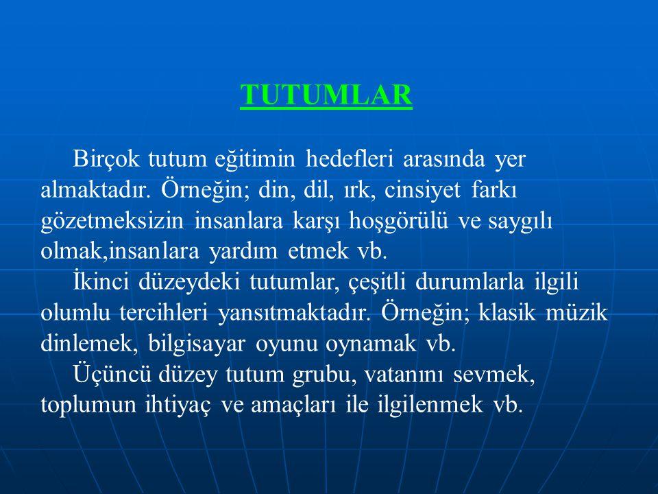 TUTUMLAR