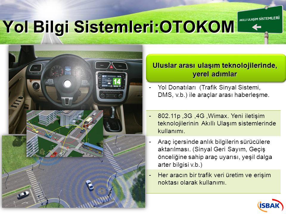 Yol Bilgi Sistemleri:OTOKOM